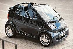 Smart City/Fortwo Cabrio (2002 - 2007) used car review