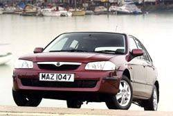 Mazda 323F/323 5dr (1989 - 1998) used car review