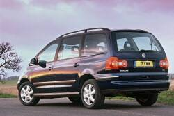 Volkswagen Sharan (2000 - 2010) used car review