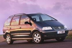 Volkswagen Sharan (2000 - 2010) used car review