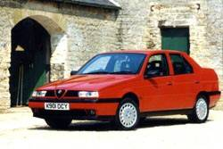 Alfa Romeo 155 (1992 - 1998) used car review