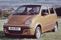 Daewoo Matiz (1998 - 2005) used car review