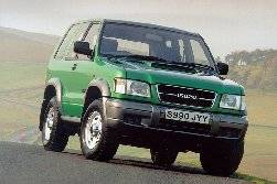 isuzu trooper (1987 - 2003) used car review | car review | rac drive