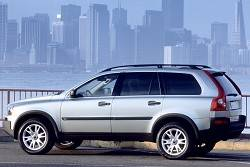 Volvo XC90 (2002-2014) used car review