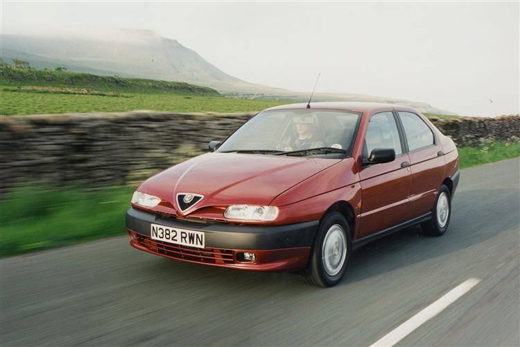 Alfa Romeo 146 (1995 - 2000) used car review