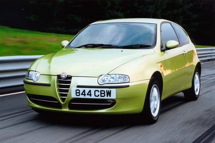 Alfa Romeo 147 (2000 - 2005) used car review