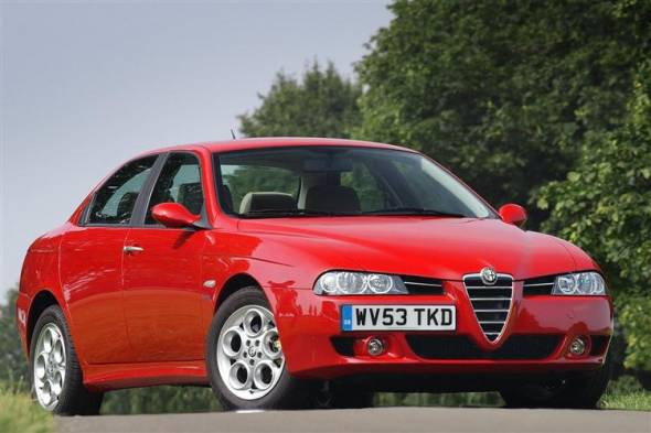 Alfa Romeo 156 (2003 - 2006) used car review