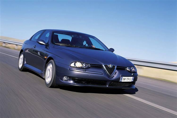 Alfa Romeo 156 GTA (2002 - 2006) used car review