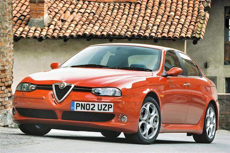 alfa romeo 156 gta 2002 2006 used car review car review rac drive. Black Bedroom Furniture Sets. Home Design Ideas