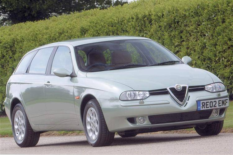Alfa Romeo 156 Sportwagon (2000 - 2006) used car review