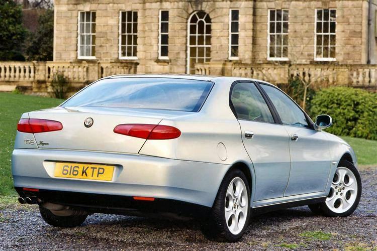 Alfa Romeo 166 (1999 - 2005) used car review