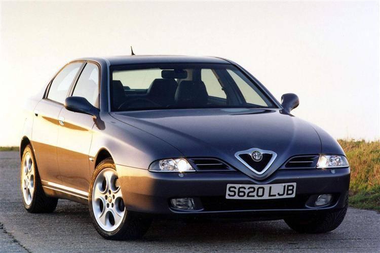 ... Alfa Romeo 166 (1999 - 2005) used car review