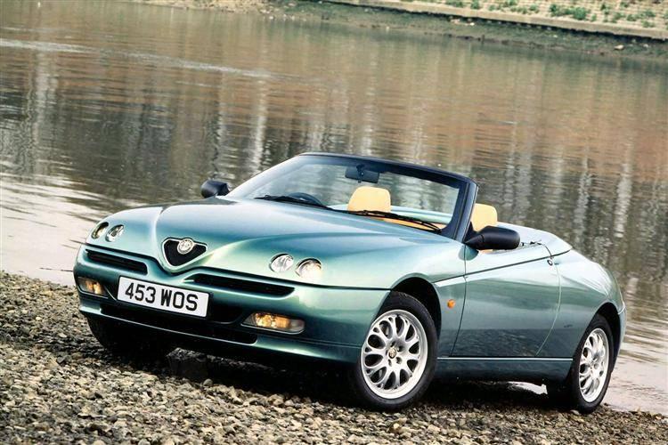 Alfa Romeo Spider (1996 - 2005) used car review