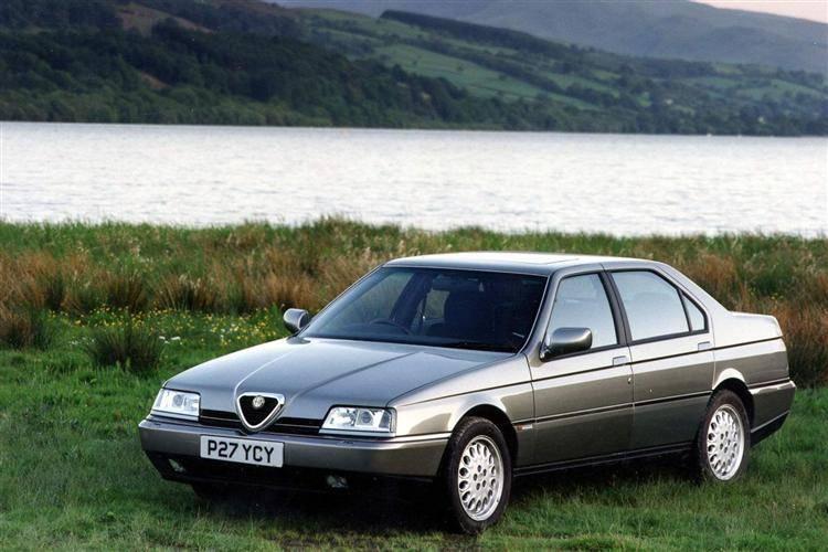 Alfa Romeo 164 (1988 - 1997) used car review