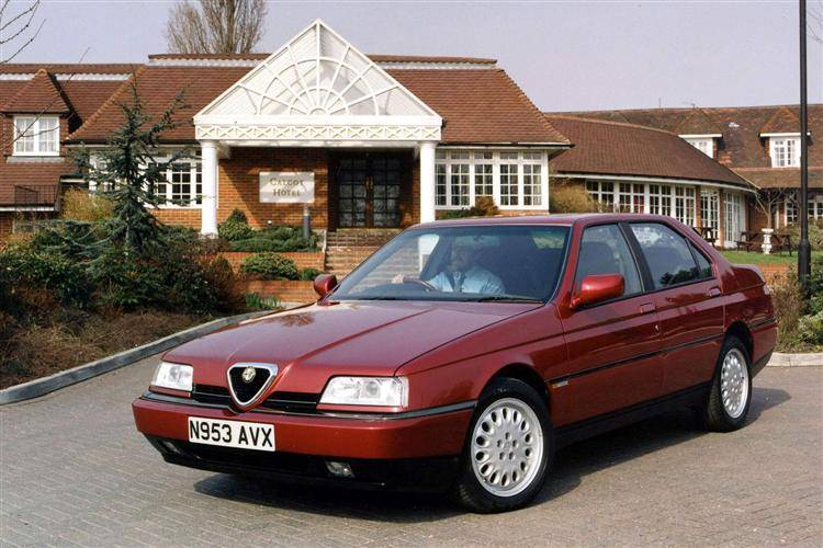 Alfa Romeo Used Car Review Car Review RAC Drive - Alfa romeo 164 for sale