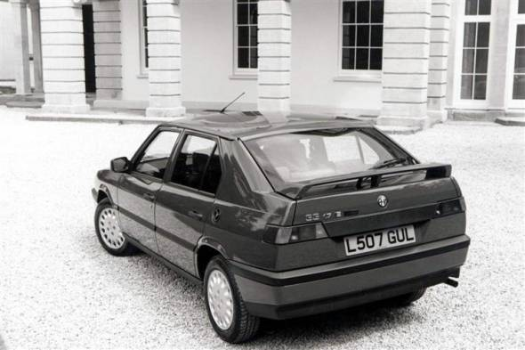 Alfa Romeo 33 (1985 - 1994) used car review
