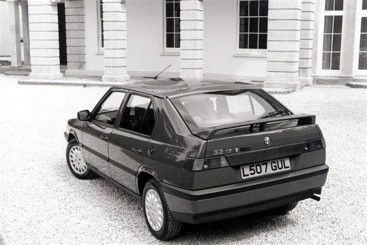 Alfa Romeo 33 1985 1994 Used Car Review Car Review Rac Drive