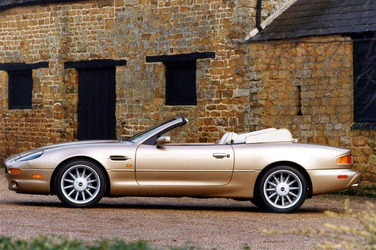 Aston Martin DB7 (1994   2004) Used Car Review