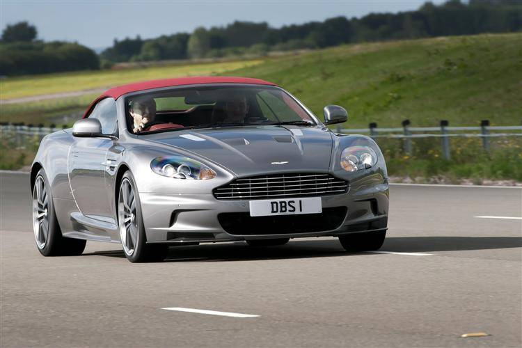 ... Aston Martin DBS (2007   2012) Used Car Review