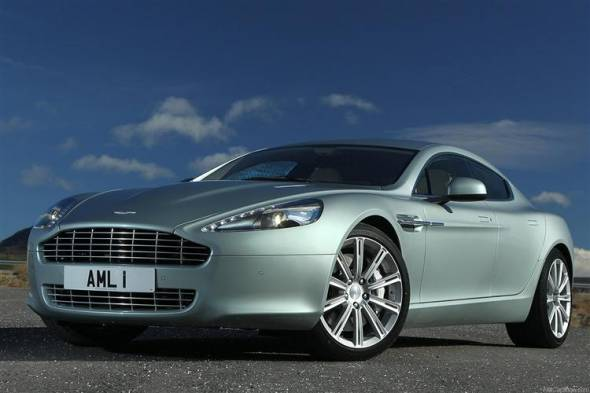 Aston Martin Rapide (2010 - date) used car review