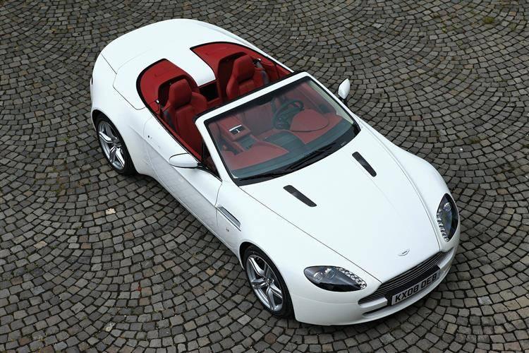 Aston Martin Vantage (2006 - 2017) used car review