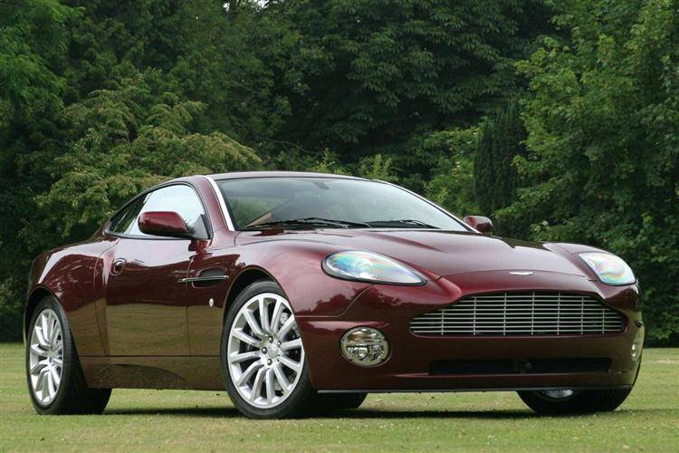 Aston Martin Vanquish Used Car Review Car Review - Old aston martin vanquish