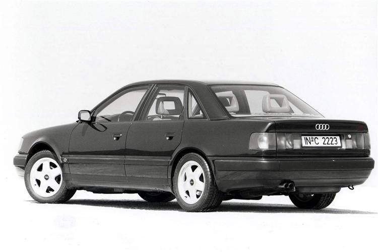 Audi 100 (1983 - 1994) used car review | Car review | RAC Drive
