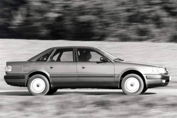 Audi 100 (1983 - 1994) used car review