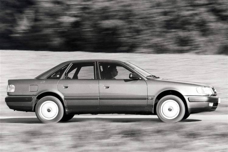 audi 100 1983 1994 used car review car review rac drive rh rac co uk 2000 Audi 100 1989 Audi 100