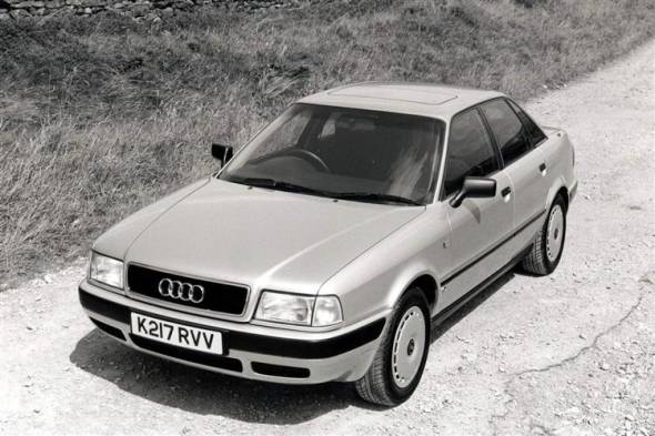 Audi 80 (1991 - 1995) used car review