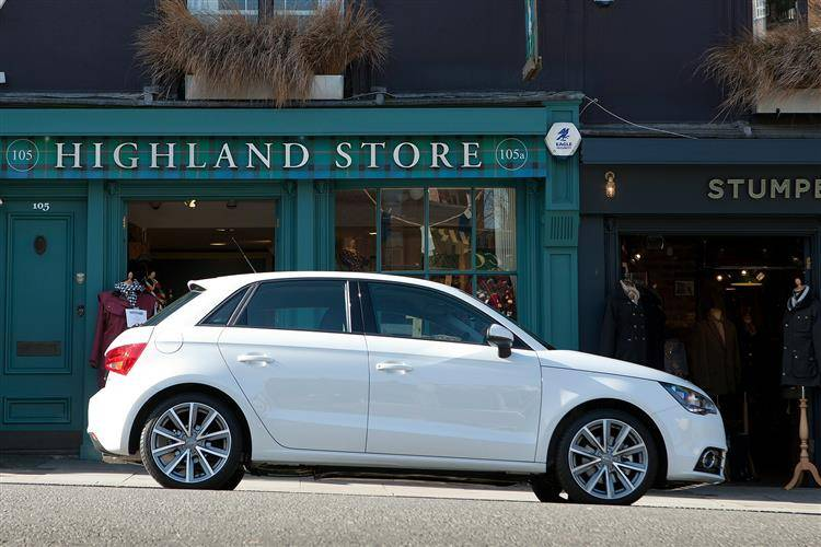 audi a1 sportback 2010 2015 used car review car review rac drive. Black Bedroom Furniture Sets. Home Design Ideas