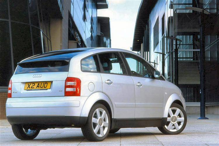 audi a2 2000 2005 used car review car review rac drive. Black Bedroom Furniture Sets. Home Design Ideas
