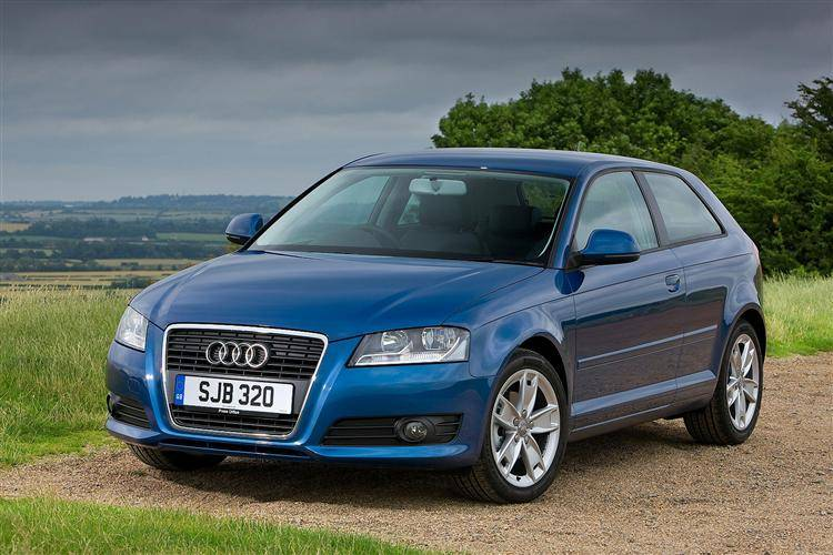 audi a3 2009 2012 used car review car review rac drive. Black Bedroom Furniture Sets. Home Design Ideas