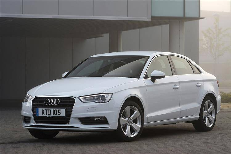audi a3 saloon 2013 2016 used car review car review. Black Bedroom Furniture Sets. Home Design Ideas