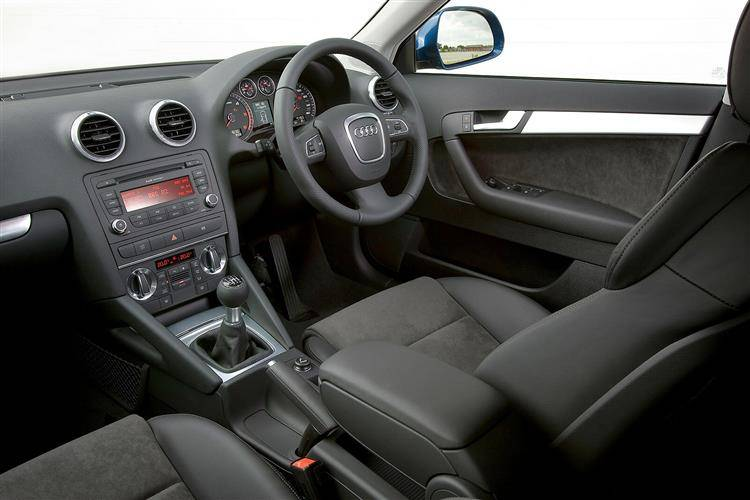 Audi A3 Sportback (2004 - 2012) used car review