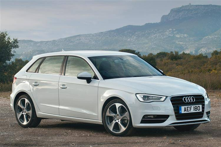 audi a3 sportback 2012 2015 used car review car review rac drive. Black Bedroom Furniture Sets. Home Design Ideas