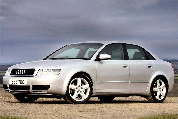 ... Audi A4 (1995   2001) Used Car Review ...