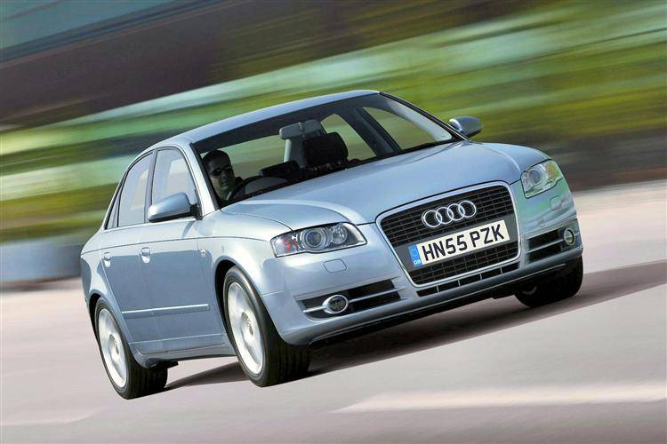Audi A Used Car Review Car Review RAC Drive - Audi a4 used cars
