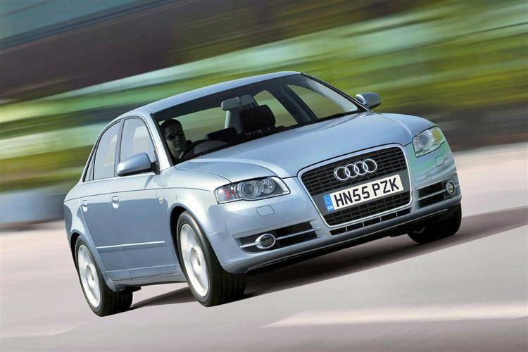 Audi A4 2005 2008 Used Car Review Car Review Rac Drive