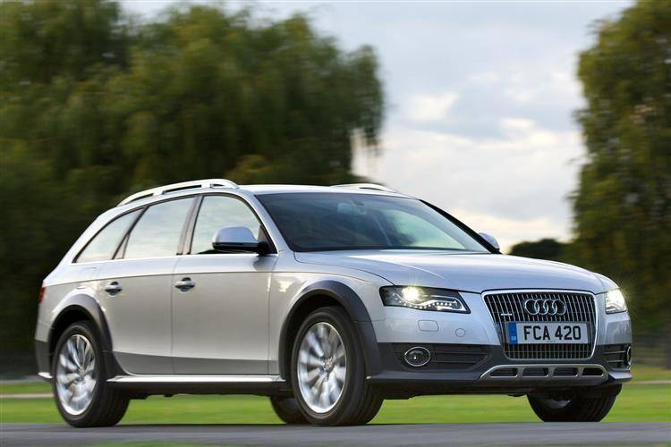 Audi A4 (2008 - 2012) used car review