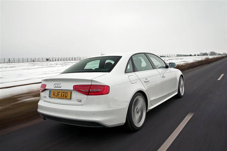 Audi A4 (2012 - 2015) used car review   Car review   RAC Drive