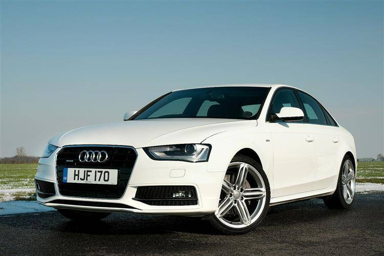 Audi A4 2012 2015 Used Car Review Car Review Rac Drive