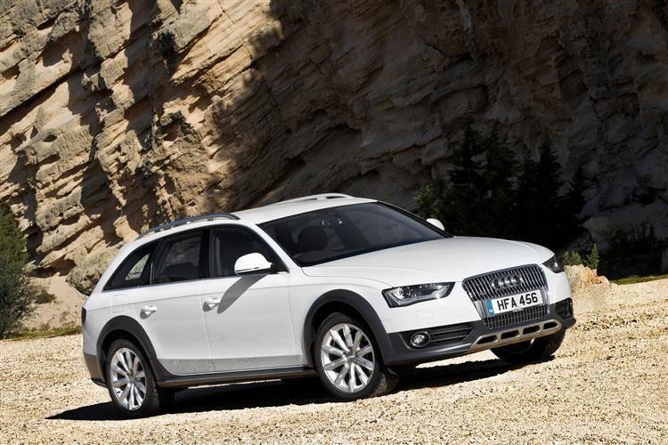 Audi A Allroad Used Car Review Car Review RAC Drive - Audi all road