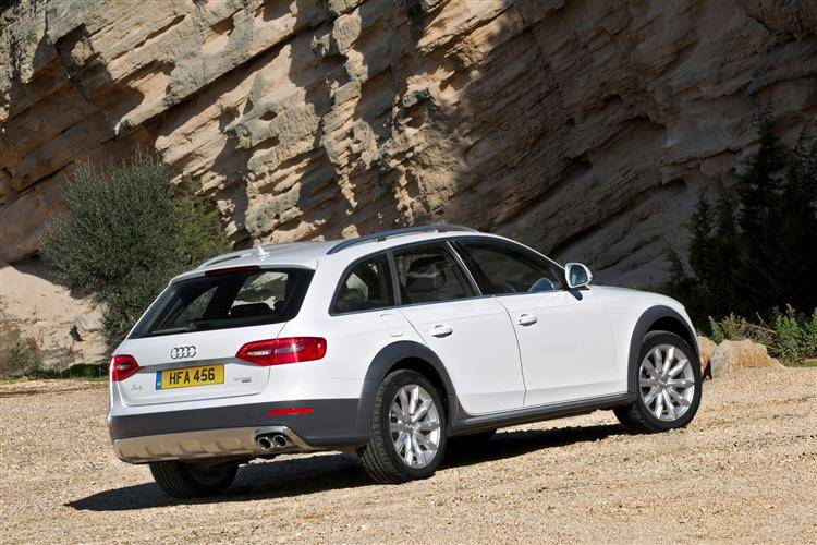 Audi A4 Allroad (2009 - 2015) used car review | Car review | RAC Drive
