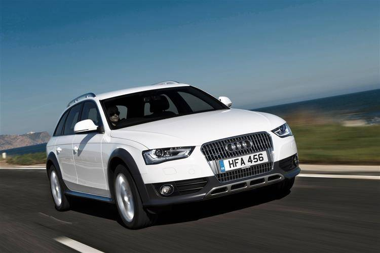 Audi A4 Allroad (2009 - 2015) used car review   Car review
