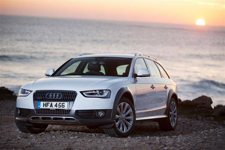 Audi A4 Allroad 2009 2015 Used Car Review Car Review