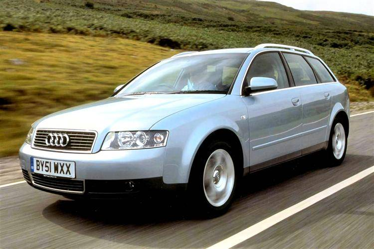 audi a4 avant 2001 2005 used car review car review. Black Bedroom Furniture Sets. Home Design Ideas