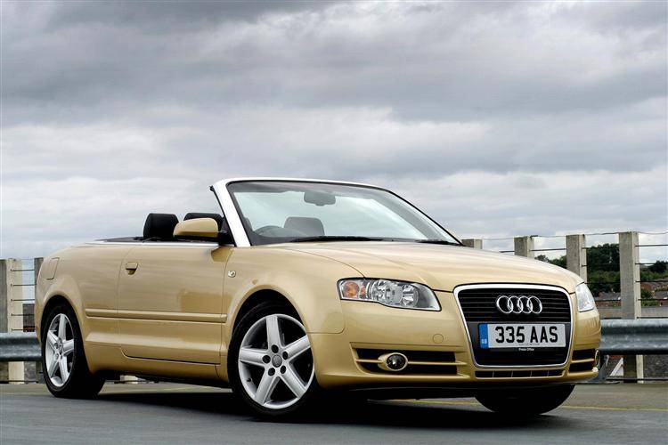 Audi A4 (2005 - 2008) used car review
