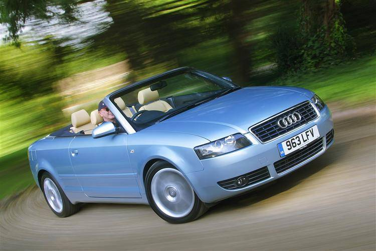 audi a4 cabriolet 2005 2009 used car review car review rac drive. Black Bedroom Furniture Sets. Home Design Ideas