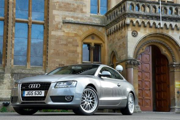 Audi A5 Coupe (2012 - 2015) used car review
